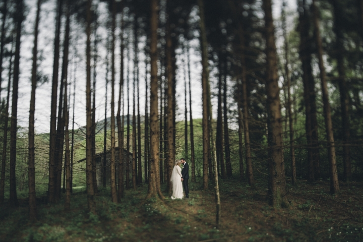 Alternative elopement and wedding photographer Scotland